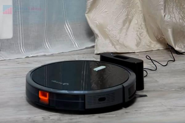 лучший моющий робот-пылесос iBoto Aqua V715B