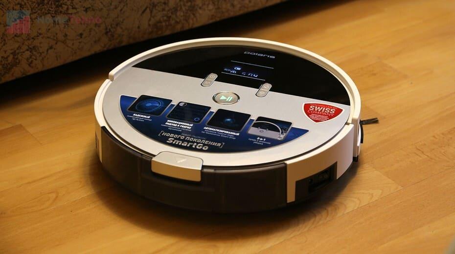 лучший моющий робот-пылесос Polaris PVCR 0930 SmartGo