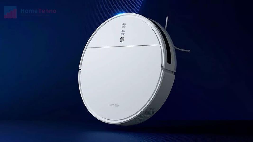 лучший моющий робот-пылесос Xiaomi Dreame F9