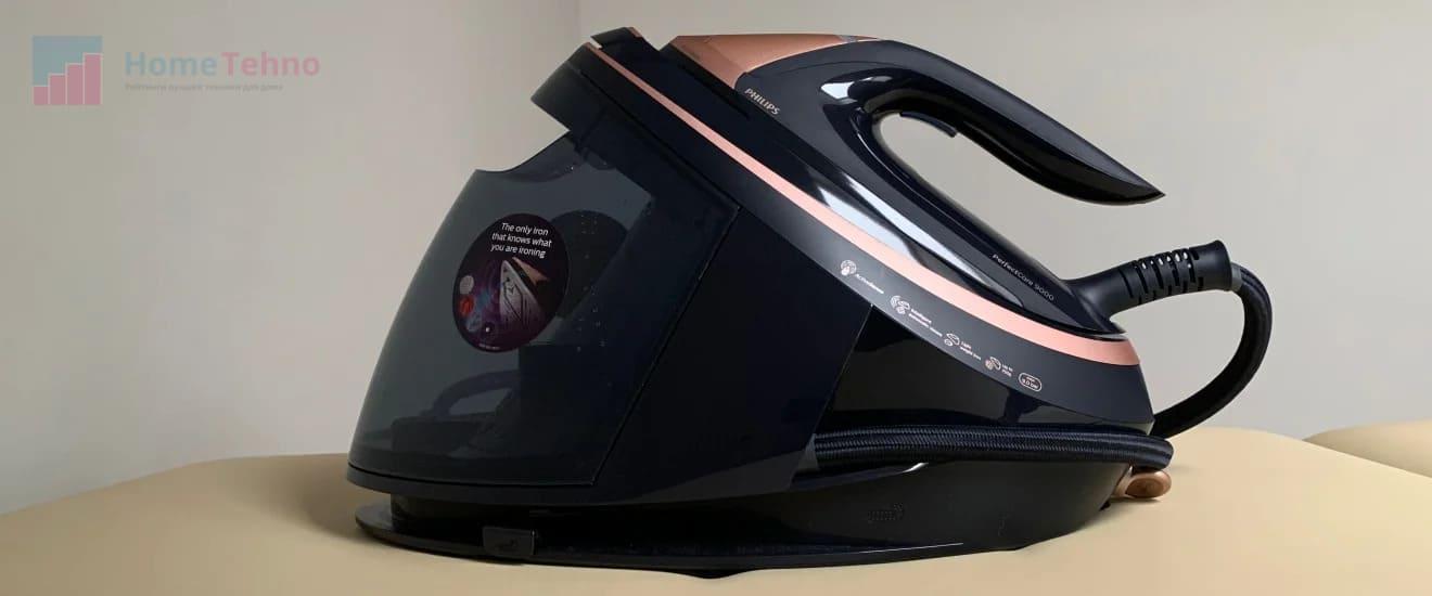 лучший парогенератор Philips PSG9050-20 PerfectCare 9000 Series