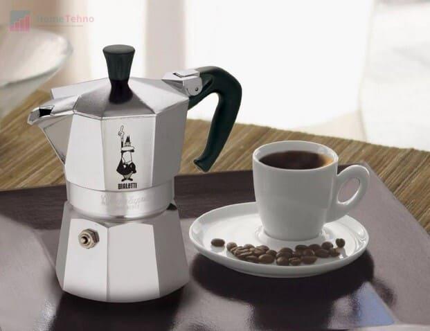 плюсы и минусы гейзерных кофеварок