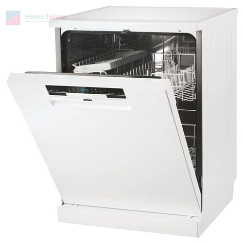 Бюджетная полноразмерная посудомоечная машина BBK 60-DW203D
