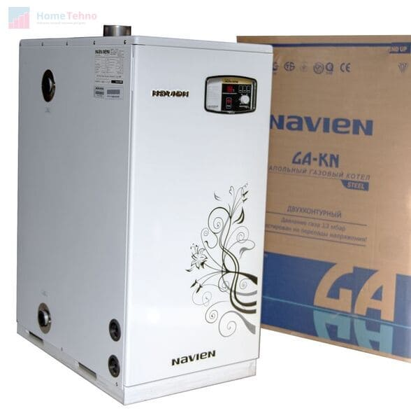 Двухконтурный газовый котел Navien GA 23KN