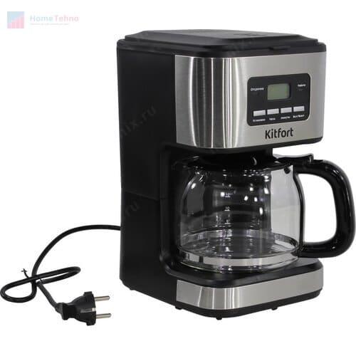 капельная кофеварка Kitfort KT-719