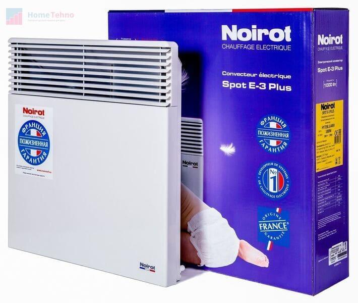 Конвекторный обогреватель Noirot Spot E-3 Plus 2000