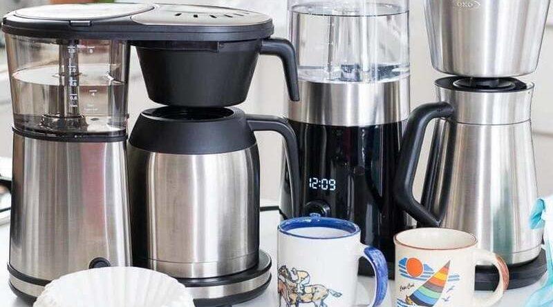 лучшие капельные кофеварки