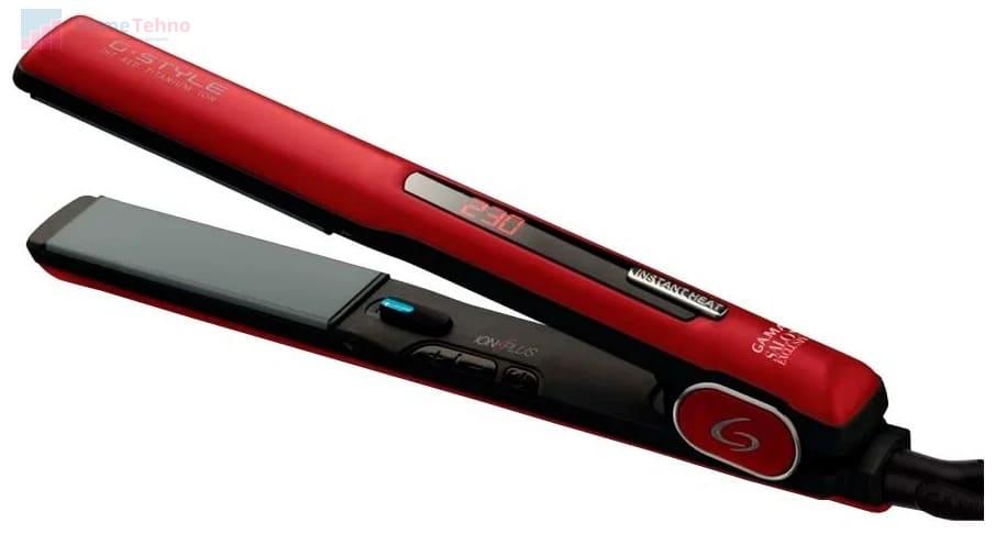 лучший выпрямитель для волос GA.MA G-Style Ion Titanium