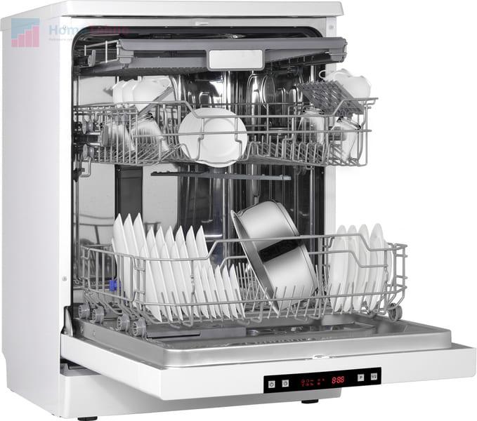 Независимая полноразмерная посудомоечная машина Weissgauff DW 6035