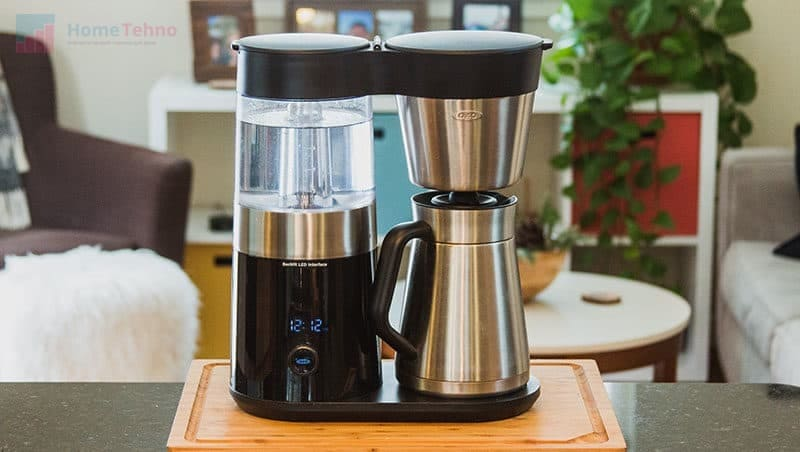 плюсы и минусы капельных кофеварок