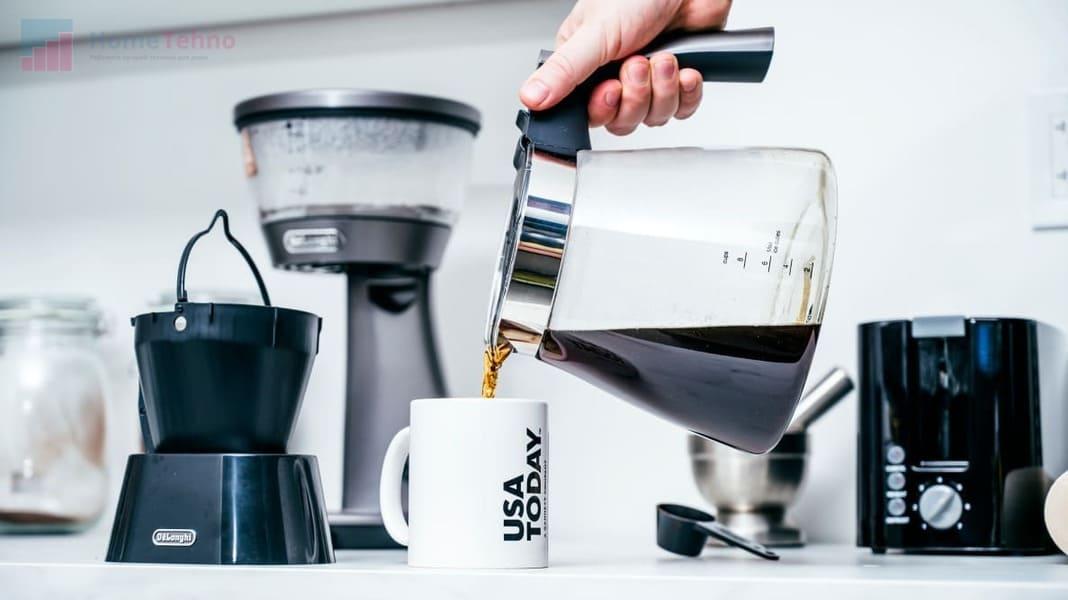рейтинг лучших капельных кофеварок