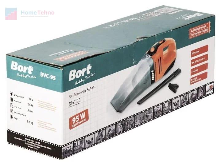 ручной пылесос Bort BVC-95