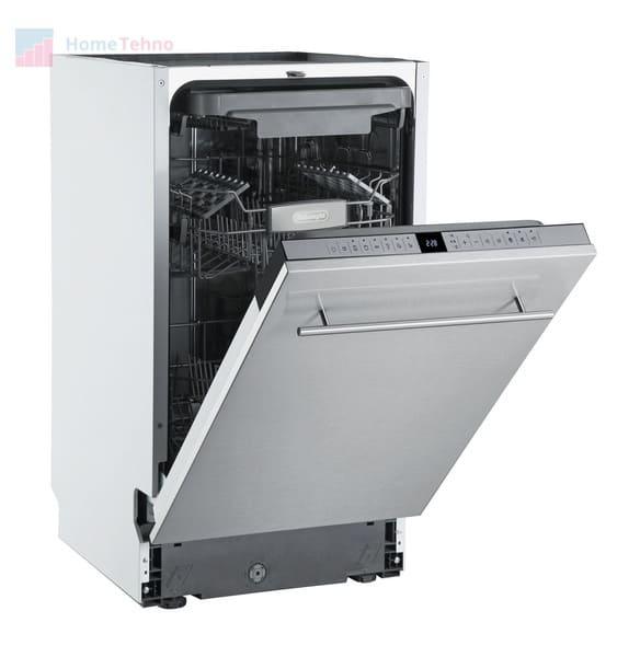 Встраиваемая полноразмерная посудомоечная машина De'Longhi DDW06F
