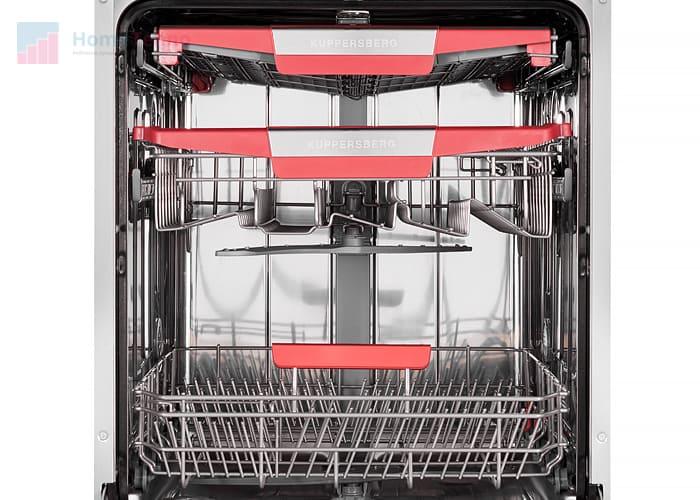 Встраиваемая полноразмерная посудомоечная машина Kuppersberg GSM 6073