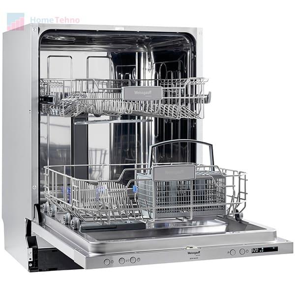 Встраиваемая полноразмерная посудомоечная машина Weissgauff BDW 6043 D